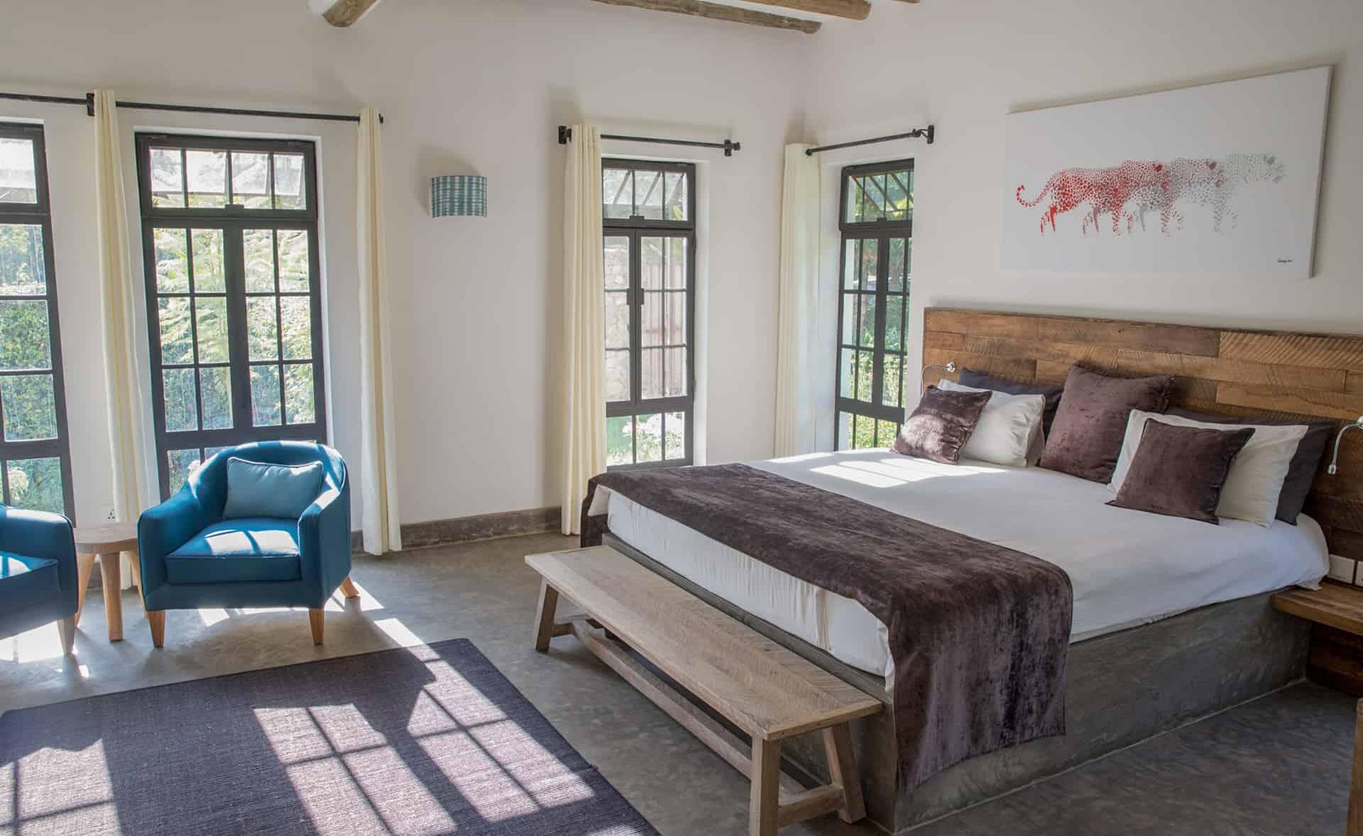 Arusha Villa slaapkamers